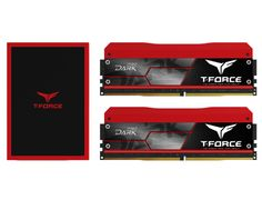 T-Force Gaming Bundles pack, DDR4 SDRAM Desktop Memory and SSD – TeamGroup