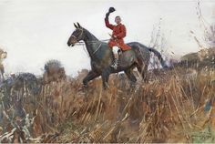 Lamorna Group artist Sir Alfred Munnings equine paintings up for . Horse Drawings, Animal Drawings, Drawing Animals, Alfred Munnings, Hunting Art, Fox Hunting, Bay Horse, Horses And Dogs, Antique Paint
