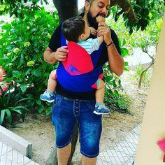 #ilmondodizoe #genitoricanguro #babywearing #forzalupi