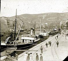 Bilbao (Liborio C. Porset (ARCHIVO RAGEL)) Tags: puerto bilbao antigua fotografia archivo maritimo maritima ragel liborio porset estereoscopica