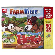 Farmville Hungry Hungry Hippos