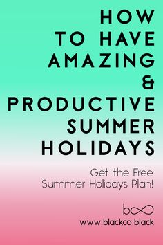My tips to reach peace of mind before holidays. The key to have the summer holidays attitude and fully enjoy your precious time off. Get the Summer Holidays Plan!