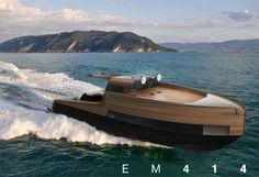 EM414 Boat Design by Sam McCafferty, Sam Wells, Rasmus Fannemel and Chris Mason