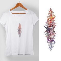 Feather! New tee design on http://ift.tt/1nBjqvx. Also available on other products via http://ift.tt/1X2NxXW. #threddit #redbubble #apparel #apparelart #design #clothes #clothing #art #artist #drawing #draw #paint #painting #photoshop #tshirt #shirt #feather #illustration #colorful #girly #fashion #talentedpeopleinc #arts_help #dailydrawoff #wearit by mollybryantdesigns