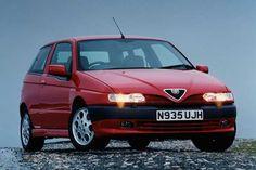 Ficha técnica completa do Alfa Romeo 145 Quadriflglio 2.0 1999
