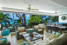 Boasting beautiful sea views and ideally located close to all the island's hot spots, this luxury beachfront apartment is one of our must-visit Barbados vacation rentals. https://euphoricretreats.com/properties/coral-cove-6-the-ivy/