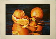 Mary Pratt artwork presented by Trinity Galleries Canadian Painters, Canadian Artists, Mary Pratt, Watercolor Paintings, Watercolours, Artwork Display, Hyperrealism, Still Life Art, Native Art