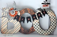 Authentique Paper: An Enchanted Halloween