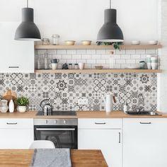 55 fantastiche immagini su piastrelle cucina | Piastrelle ...