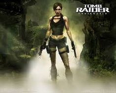 What? I almost married Lara Croft? OK, I don't mean, 'the', Lara Croft do I, just somebody else that has the same name as her? Well actually no, I do mean the most famous Lara Croft there has eve...