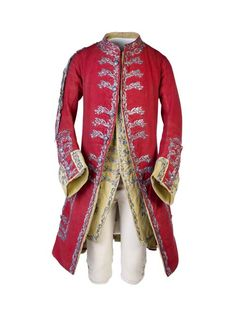 British Army Uniform  1751  The Museum of London    Paul's dress uniform