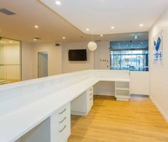 Commercial Fit-Outs Archives Reception Counter, Build Your Brand, Entry Foyer, Joinery, Corner Desk, Commercial, Interior Design, Fit, Home Decor