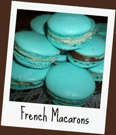 FoodThoughtsOfaChefWannabe: French Macarons