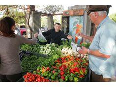 Farmers markets surge: California, N.Y. lead way