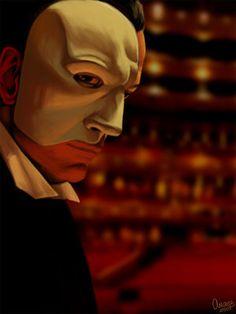 The Phantom Of The Opera Fan Art: POTO