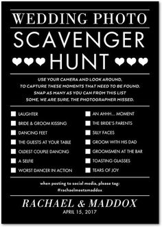 21 Awesome Wedding Games That Will Keep The Party Going | Pinterest ...