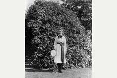 Dame Agatha Christie as a Girl