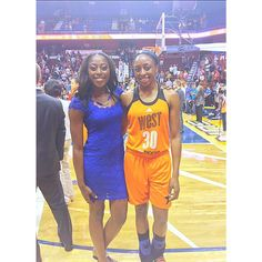 Team Ogwumike - Stanford Players in the WNBA at the All-star Break