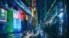 ArtStation - 2D Shanghai 2020: Concept-art, 5518 Studios