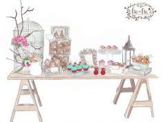 El secreto detrás de la mesa de dulces perfecta: Los profesionales te dan sus mejores tips