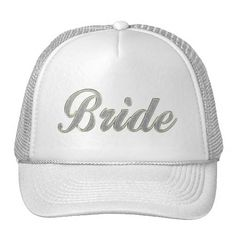 Bride with bling