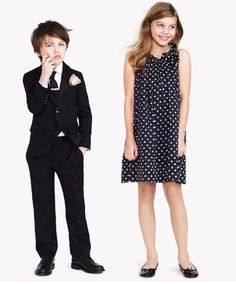 Perfect in Black -  All dressed up - J. Crew