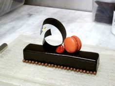CHOCOLATE RASPBERRY BAR by Pastry Chef Antonio Bachour, via Flickr
