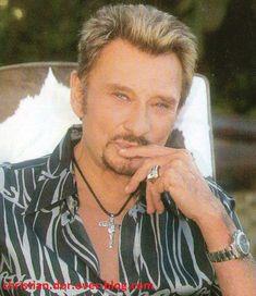 Johnny Haliday, Christian Audigier, Rock N Roll, Attitude, Idole, Photos, Boss, Internet, King