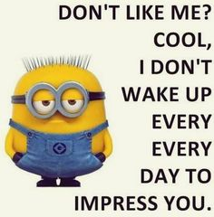 Today Cute Funny Minions 2015 (12:48:14 PM, Wednesday 17, June 2015 PDT) – 10 pics #funny #lol #humor #minions #minion #minionquotes #minionsquotes #despicable #despicableMe #despicablememinions #quotes #quote #jokes #cute #QuoteOfTheDay #captions #mimioncaptions