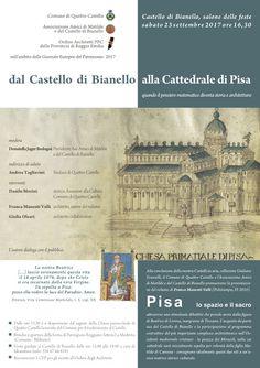 Italia Medievale: Dal Castello di Bianello alla Cattedrale di Pisa