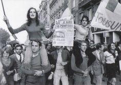 Mai 68 et la libéralisation des moeurs