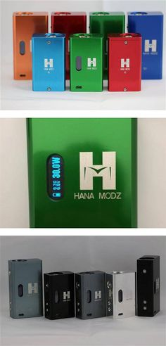 Hana Modz V3 – I just ordered one in black and can't wait to test it. My favorite #vape #geek on #youtube reviewed it here: http://youtu.be/0MOEKDHnz44