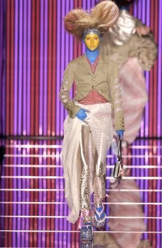 John Galliano Spring 2003 Runway Pictures - Livingly