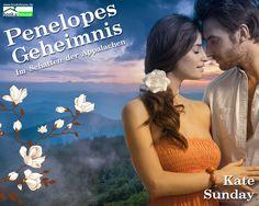 """""""Penelopes Geheimnis - Im Schatten der Appalachen 2"""" von Kate Sunday ab März 2015 im bookshouse Verlag. www.bookshouse.de/wallpapers/"""