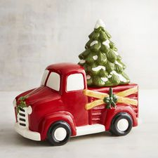 218 Best Christmas Red Truck Tree Images In 2019 Christmas Trees