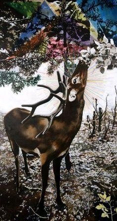 "Saatchi Art Artist Agata Kleczkowska; Painting, ""Untitled"" #art"