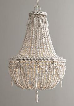 large chandelier on sale at reasonable prices, buy Replica item America Style Anselme Large Chandelier Weathered White Wood Beads Lights from mobile site on Aliexpress Now! Wood Bead Chandelier, Chandelier Pendant Lights, Empire Chandelier, Kitchen Chandelier, Chandelier Ideas, Vintage Chandelier, Diy Luminaire, Diy Pendant Light, Brass Pendant