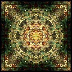 Mandalas and Fractals