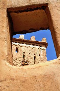 Ouarzazate, From Marrakech to Zagora, Morocco.