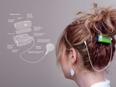Product Creation Studio - Seattle, Washington - Industrial Design, Engineering, Research Presentation Layout, Product Presentation, Presentation Boards, Geek Gadgets, Electronics Gadgets, Hearing Impairment, Geek Tech, Medical Design, Hearing Aids
