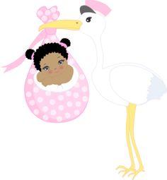 Baby Stork Girls - Minus