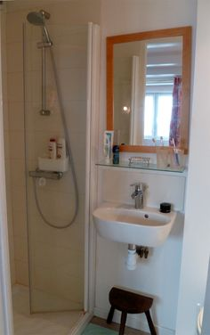 coin salle de bain 2m2 - Google Search | Small bathroom 2m² ...