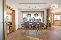 Küchen Design, House Design, Interior Design, Living Spaces, Living Room, Cozy Room, Dining Room Design, Pool Designs, Windows And Doors