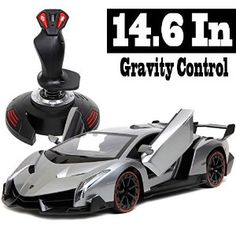Holy Stone Lamborghini Veneno 1:14 Scale Gravity Sensor/Radio Control RC Vehicle Diecast Model♒Thank You♒I Love You♒