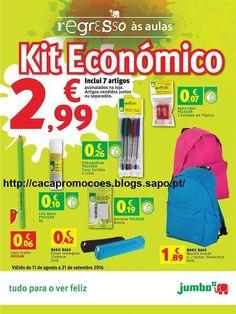 Promoções Jumbo - Antevisão descontos Regresso às aulas - Kit Económico - http://parapoupar.com/promocoes-jumbo-antevisao-descontos-regresso-as-aulas-kit-economico/