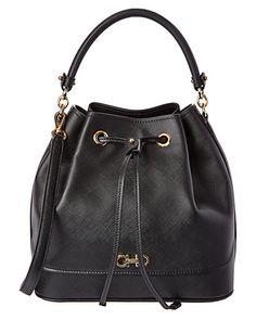 Salvatore Ferragamo Millie Small Leather Shoulder Bag