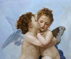 Resultado de imagem para pinturas de anjos