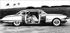 Pontiac Strato-Streak, 1954
