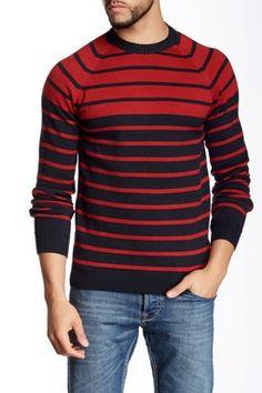 Haysham Crew Sweater