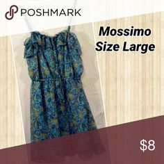 Mossimo Dress, Size Large. Mossimo Dress, Size Large. In Excellent Used Condition. Mossimo Supply Co. Dresses Midi